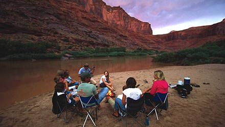 Southwest Vacation Package Camp