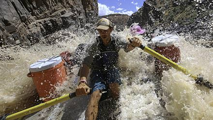 Rafting Westwater Canyon and the Colorado River