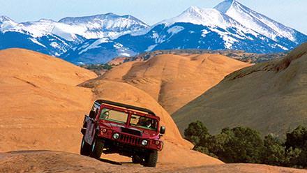 Hummer Safari Hells Revenge