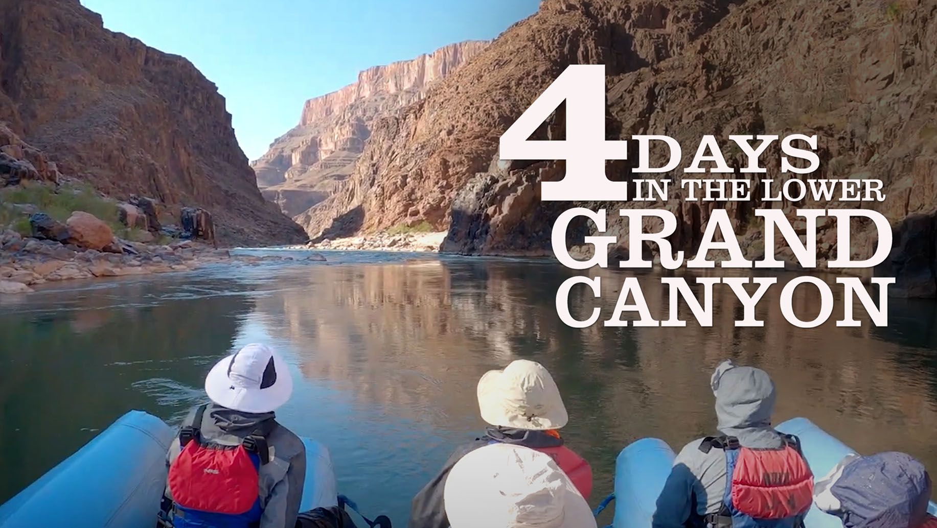 Grand Canyon Rafting and Ranch Tour