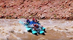 Cataract Canyon Rafting Trip