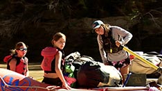 Desolation Canyon is Great for Families