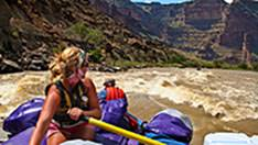Desolation Canyon Whitewater Rafting Trip
